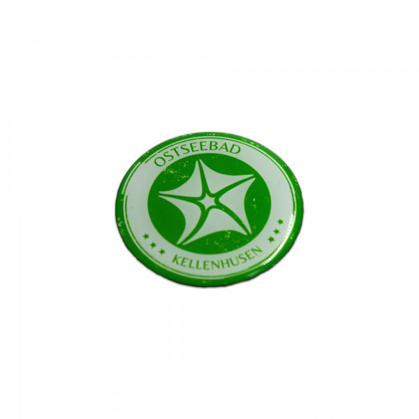 Kühlschrank Magnet - grün